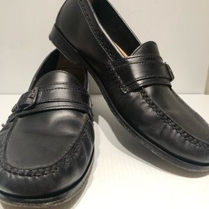 Cole Haan Grand OS Mens Buckle Loafers SZ 11